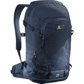 Salomon Side 25 Rucksack dark denim